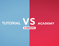 Tutorial Vs Academy | Digital Shark Academy