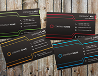 Corporate Business Card ( Free Download )