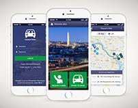 CarpoolNow Mobile App