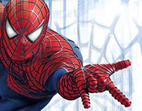 SPIDER-MAN PACKAGING & RETAIL MERCHANDISING