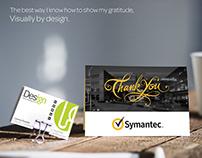 Thank You Symantec!