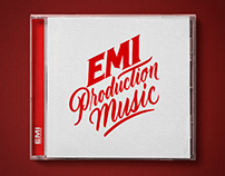 EMI Production Music Album Covers