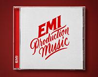EMI Production Music Album Covers