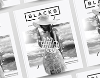 B&W Clothes Branding