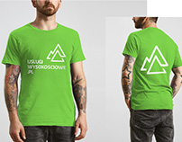 uslugiwysokosciowe.pl - branding & website