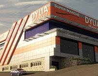 Supermarché Dylia Market: www.foxnas.com