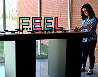 FEEL: An Interactive Installation