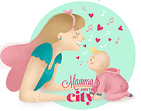 Mamma and the City