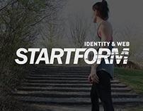 STARTFORM - Identity & Web