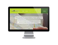 EcoBugada Exprés - Web Design