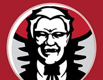 KFC Kentucky Fried Chicken Parody poster