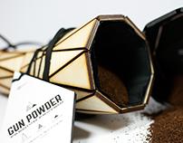 Package Redesign: Gun Powder Protein