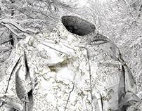 Winter ghost camo