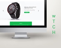 WTCH, watches online store