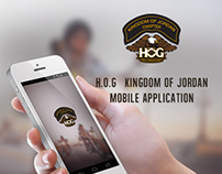 H.O.G Kingdom of Jordan Mobile App