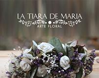 Logotipo La tiara de Maria
