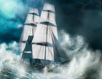 #TakeTenContest -The Storm / The journey