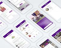 AuMarket Concept - Pet Marketplace for Mobile Devices