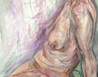Life Painting / Abbotsbury Studios