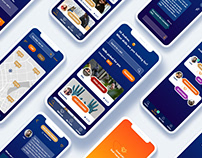UX Design Case Study of a Skill Swap mobile app