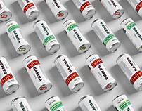 Samba beverage visualization