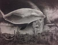 Cetacean Intelligence by Gary Rudisill