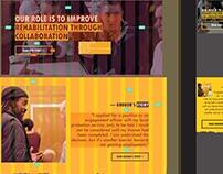 User Voice Website Anatomy