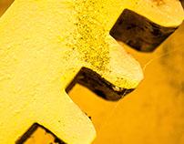 Big Yellow Metal Thing