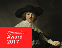 Rijksmuseum . Award 2017 . Submission