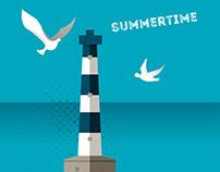 Summertime - Lighthouse