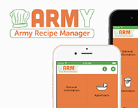 ARM (Army Recipe Manager)