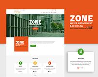 Zone Management Website