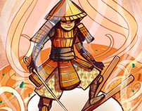 The Hungry Samurai