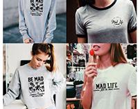 MAD LIFE CLOTHING
