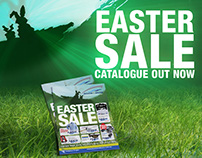 Boats & More Easter Catalogue Sale 8p & 6p A4