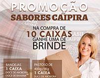 Campanha Sabores Caipira