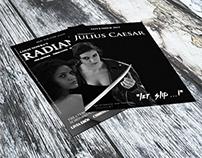 Julius Ceaser - Radiance flyer (Vienna)