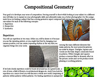 Compositional Geometry