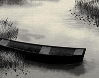 Landscapes | Digital drawings