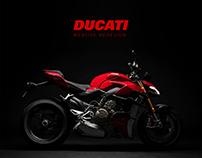 Ducati Website Redesign