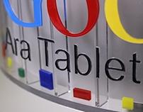 Google Ara Tablet Retail Experience