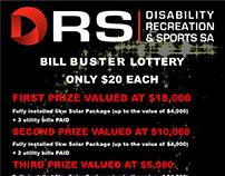 DRSSA - Bill Buster Lottery Flyer/Poster