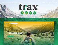 Trax - Website Design