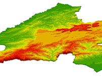 CF Complementaria Paisaje Urbano Recopilación de mapas