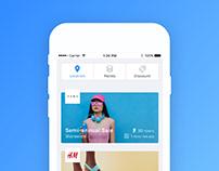 Shopper + // Mobile App