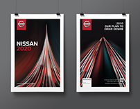 Nissan Europe - 2020 Campaign