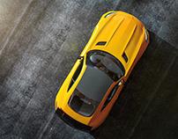 Mercedes GTR - I