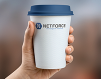 Redesign de marca: Netforce
