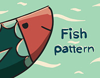 Fish Family: pattern and characters