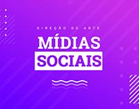 Post Mídias Sociais